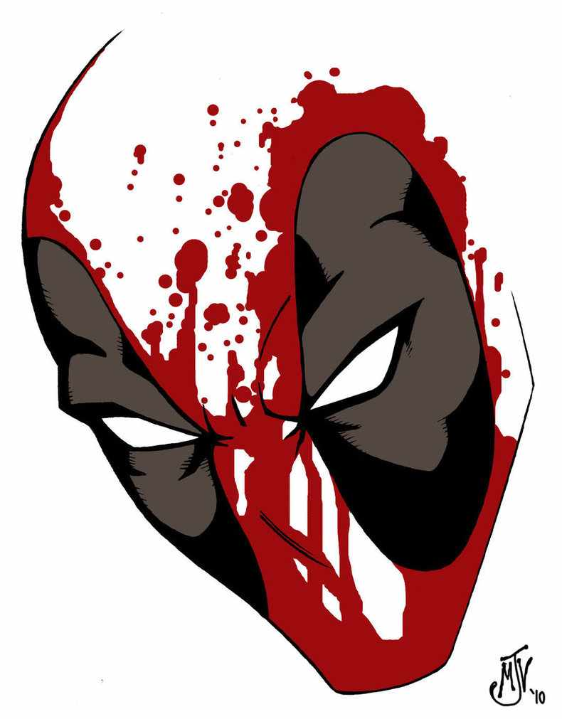 Free Animated Deadpool Cliparts, Download Free Clip Art.