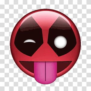DeadPool emoji , Colossus Deadpool YouTube Film Emoji, deadpool.