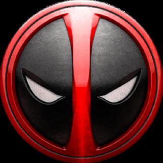 deadpool emblem.