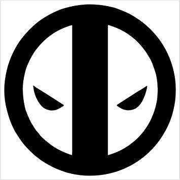 Deadpool Car Sticker Decal (5\