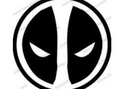deadpool logo.