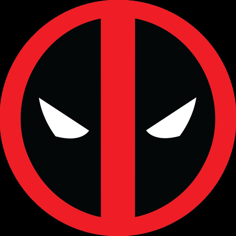 Deadpool Logo 1 Fill by mr.