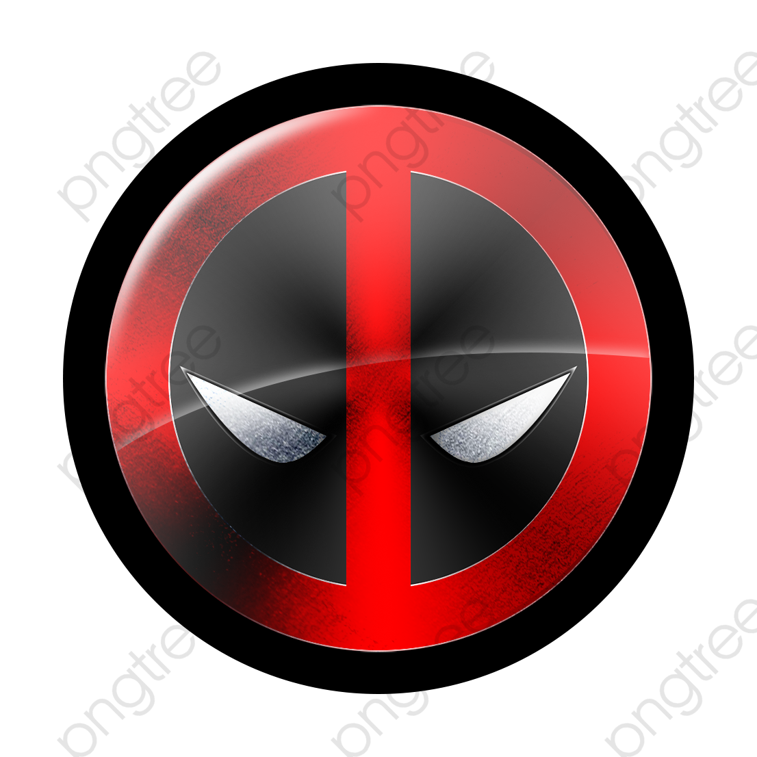 Deadpool, Logo, Mark PNG Transparent Clipart Image and PSD File for.