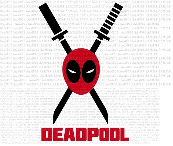 Deadpool logo clipart 1 » Clipart Portal.