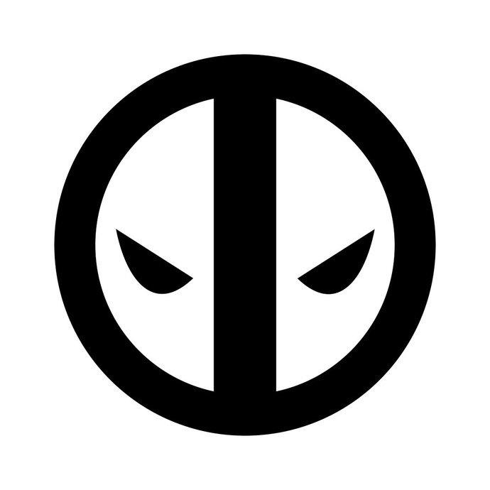 Deadpool logo clipart » Clipart Portal.