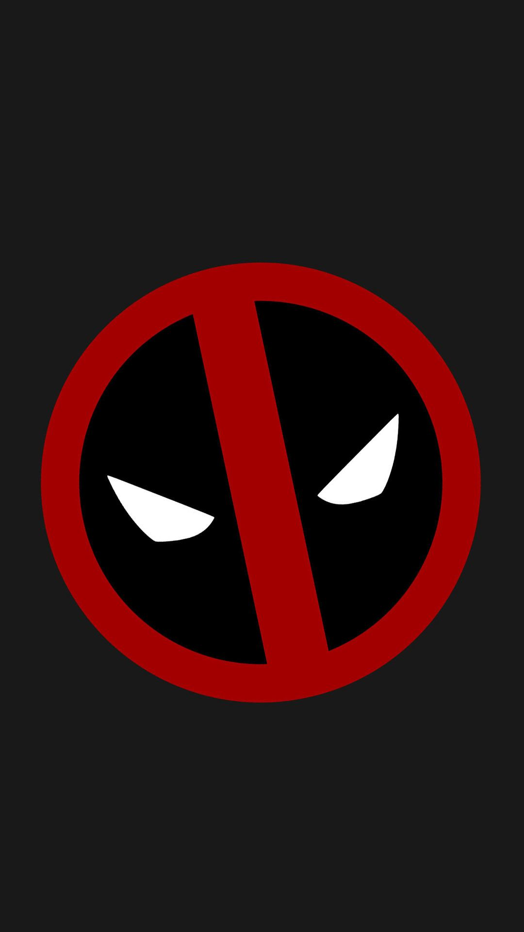 Deadpool Logo wallpapers images.