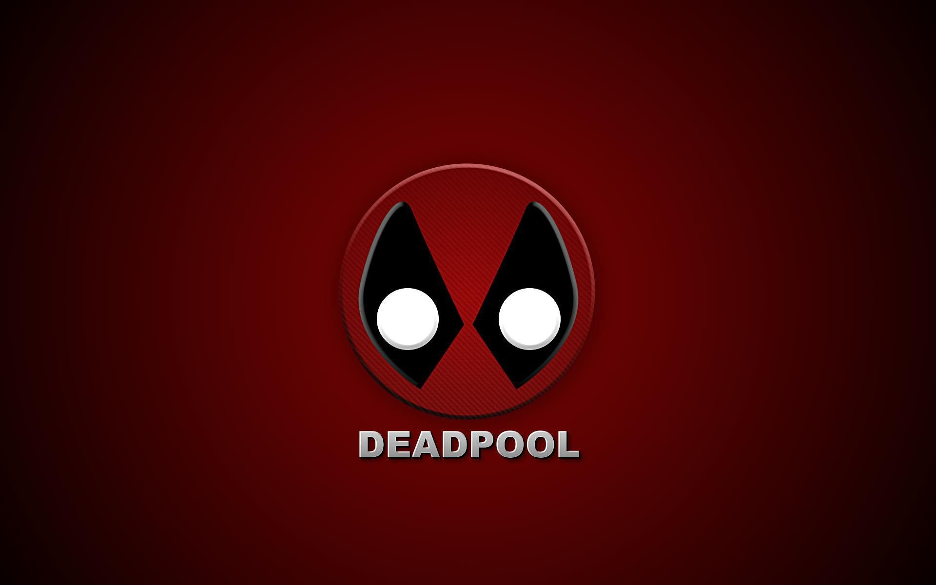 83+ Deadpool Logo Wallpapers on WallpaperPlay.