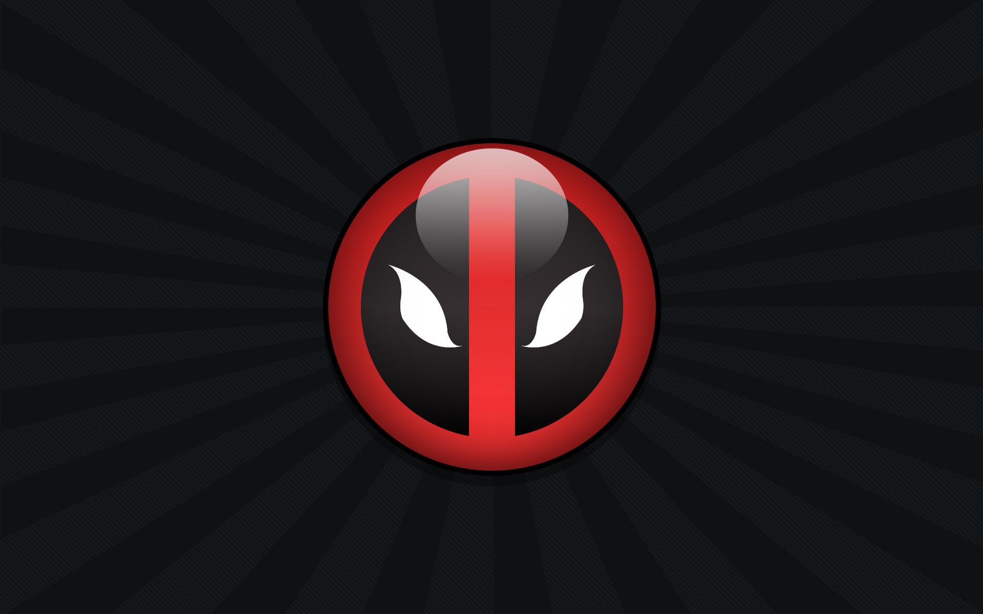 41+] 3D Deadpool Logo Wallpaper on WallpaperSafari.