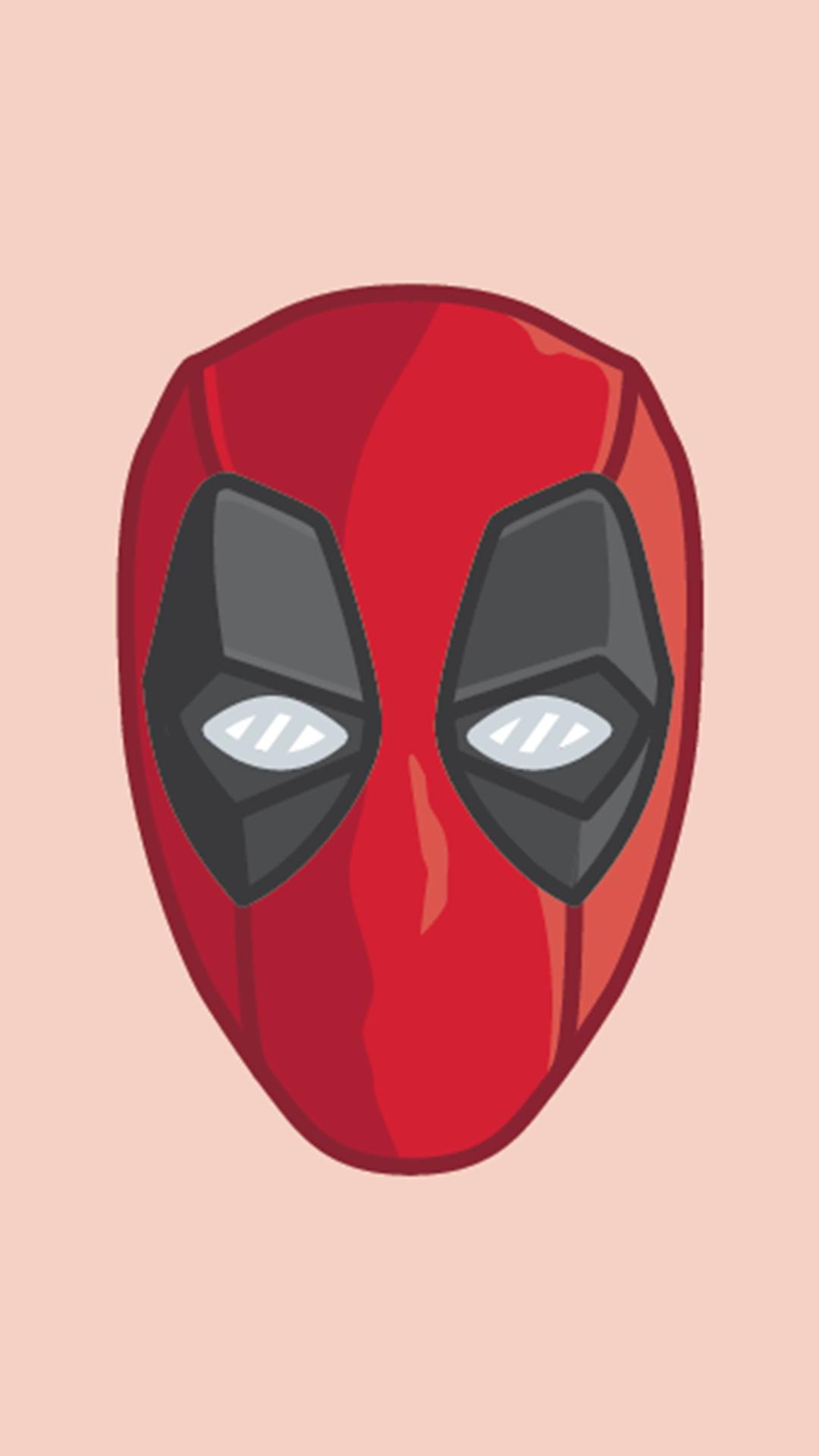 Dead Pool mask illustration, superhero, Deadpool HD.