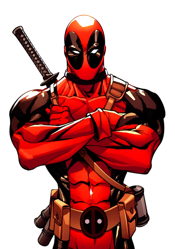 Deadpool PNG.
