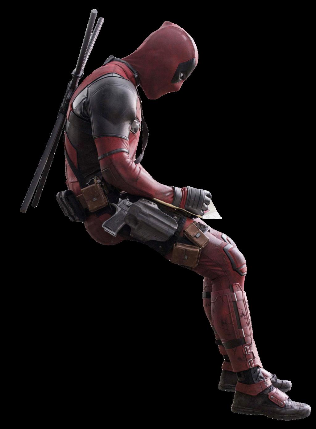 Download Deadpool Image HQ PNG Image.