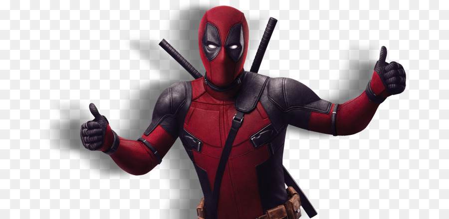 Deadpool Superhero png download.
