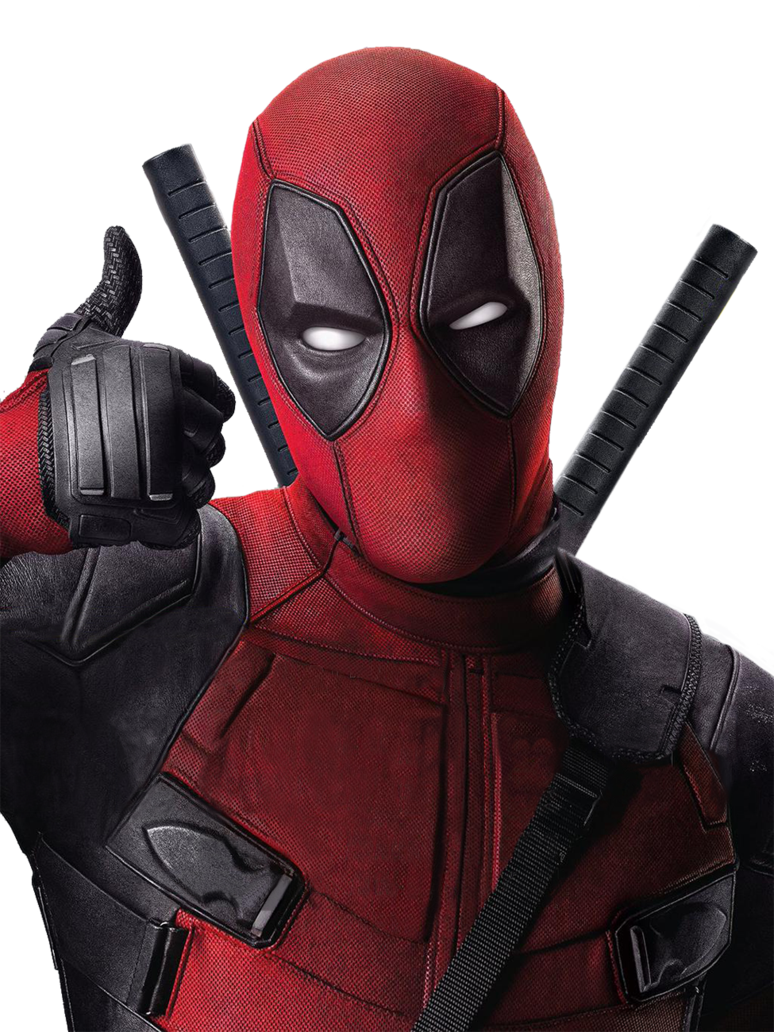 Deadpool PNG Images Transparent Free Download.