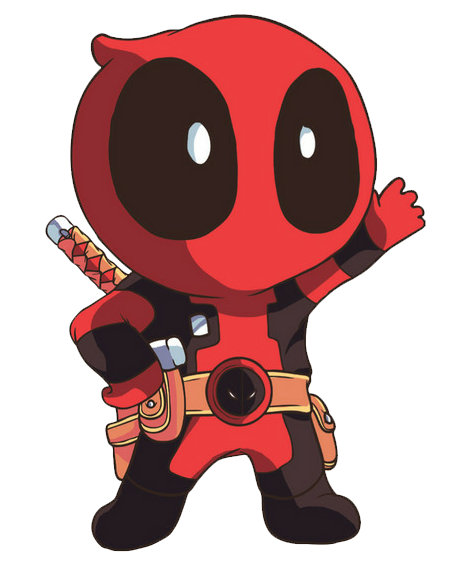 Deadpool PNG Transparent Images.