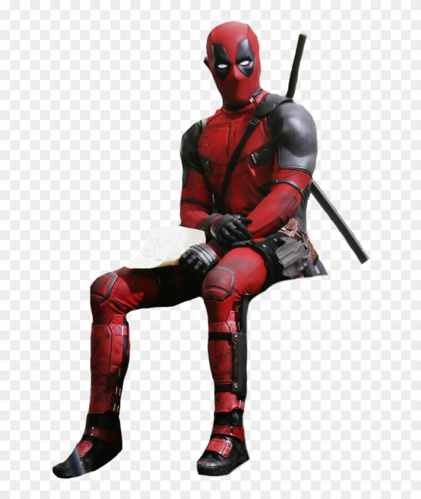 Deadpool Png, Transparent Png.