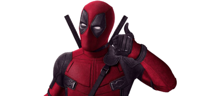 Download Deadpool PNG Picture 420x192 152.