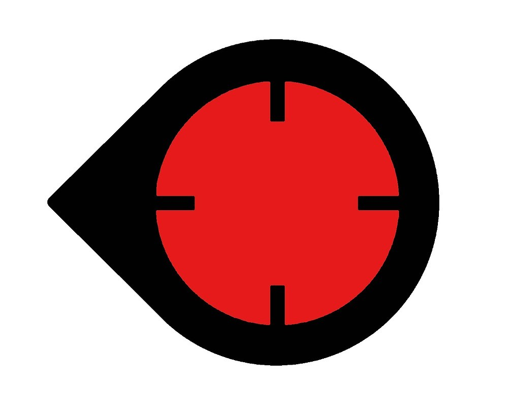 Deadshot logo\