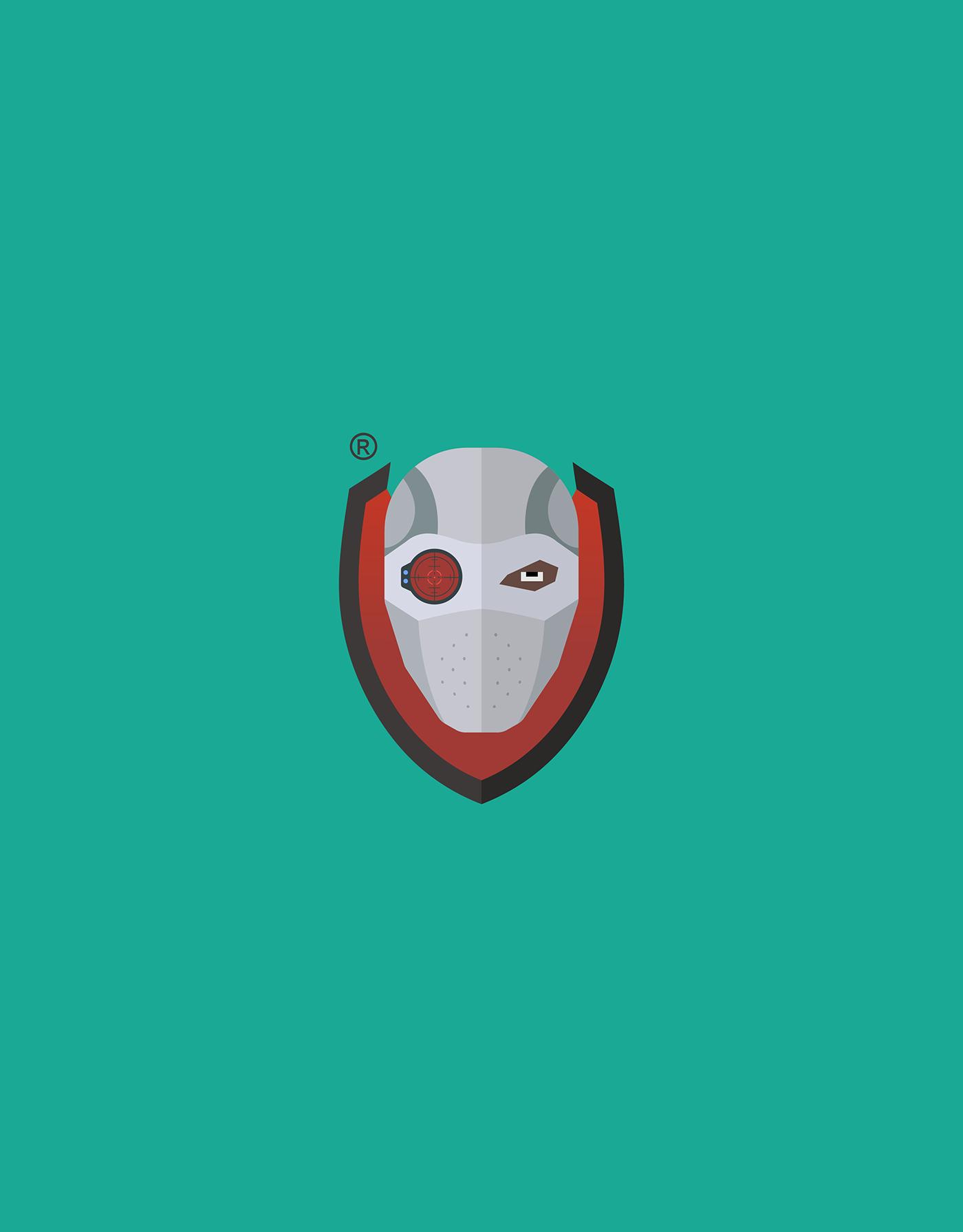 Deadshot Logo Design for Snaiparul on Behance.