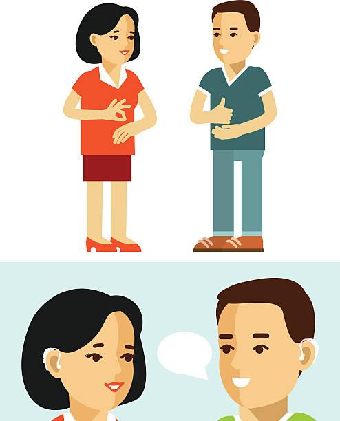 Best Deaf Illustrations, Royalty.