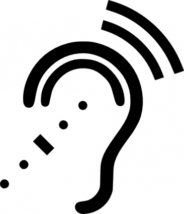 Hearing Loss Clipart.