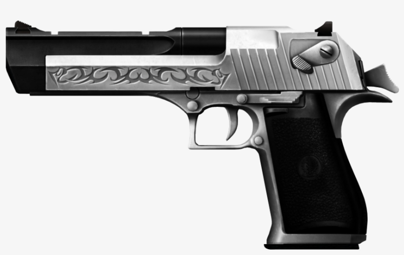 And This A Desert Eagle Se From Combat Arms.
