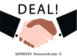 Done deal Clipart and Illustration. 424 done deal clip art vector.