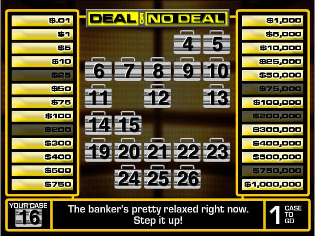 Deal Or No Deal 2.
