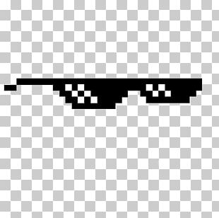 Deal With It Glasses PNG Images, Deal With It Glasses Clipart Free.