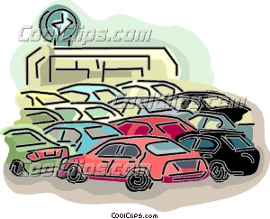 Dealership Clipart.
