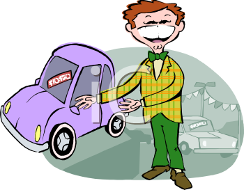 Clipart Car Dealer.