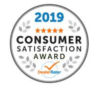 Consumer Satisfaction Award Recipient Information.