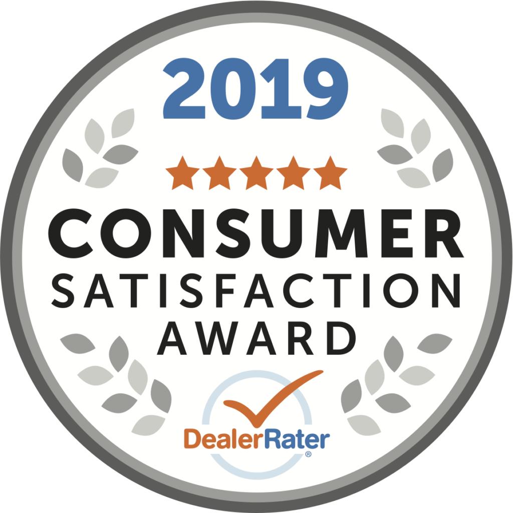 Steve Landers CDJ Wins 2019 DealerRater Awards.