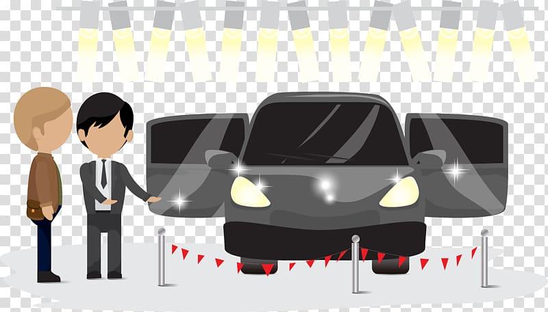 Car Toyota Poster, Car dealers transparent background PNG.