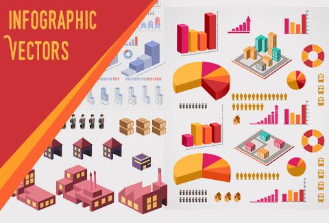 Are you using infographic vectors for presentations?.