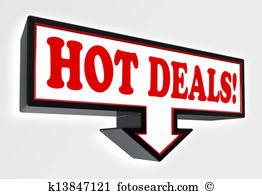Hot deals Stock Illustrations. 1,856 hot deals clip art images and.