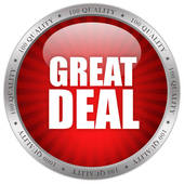 Hot deals clipart.