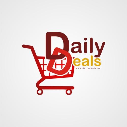 Daily deals logo.