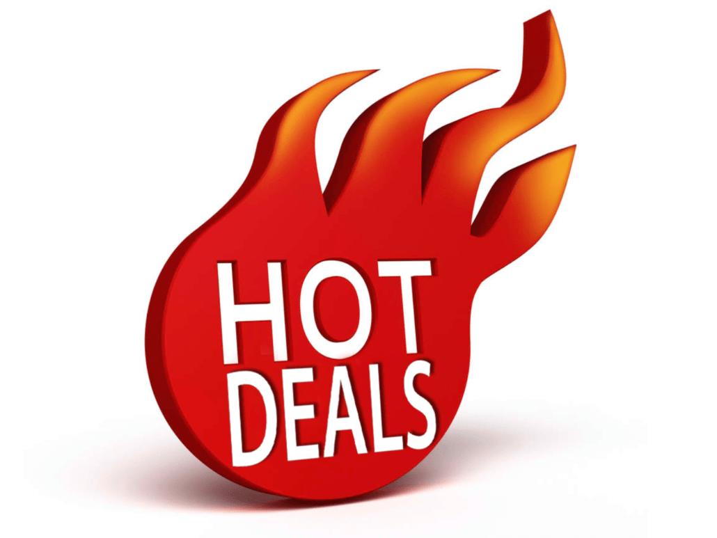 Hot Deals!.