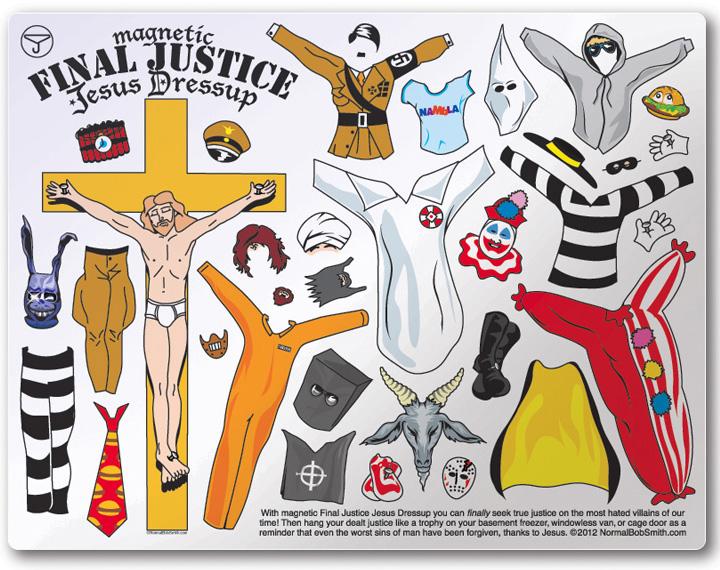 Jesus Justice Clipart.