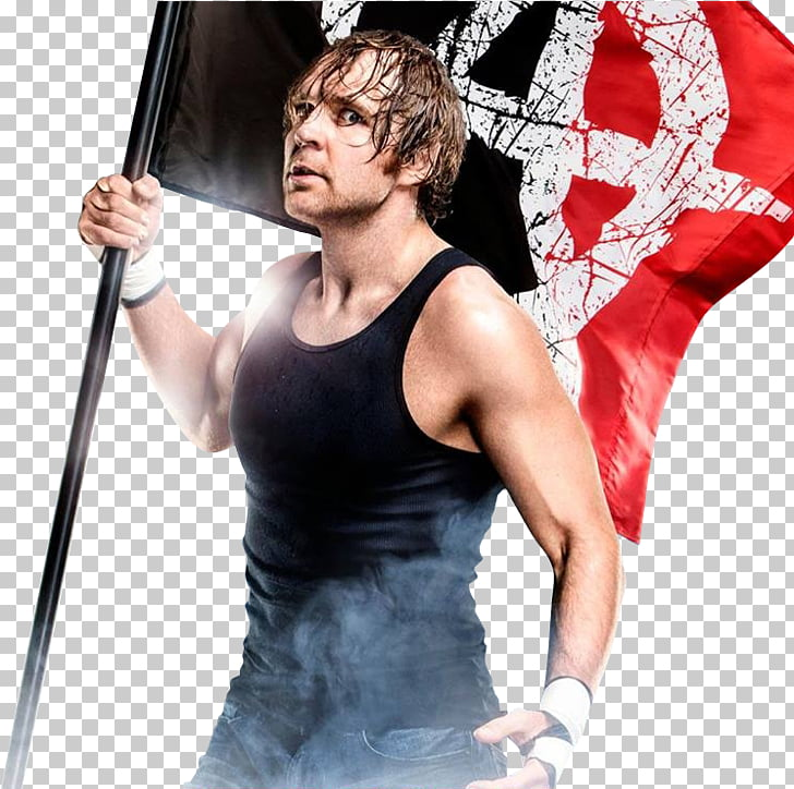Dean Ambrose WWE SmackDown Song Music, aj styles PNG clipart.