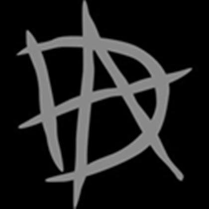 Dean Ambrose DA Logo.