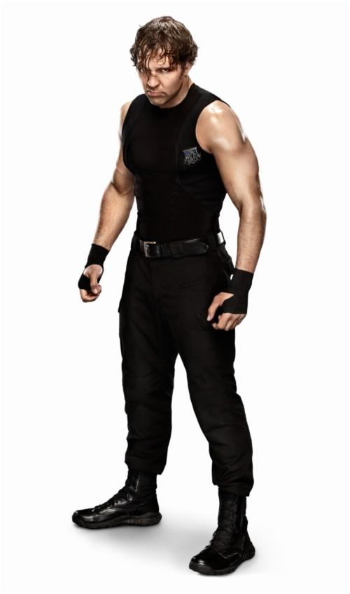 Download Dean Ambrose Logo Png.