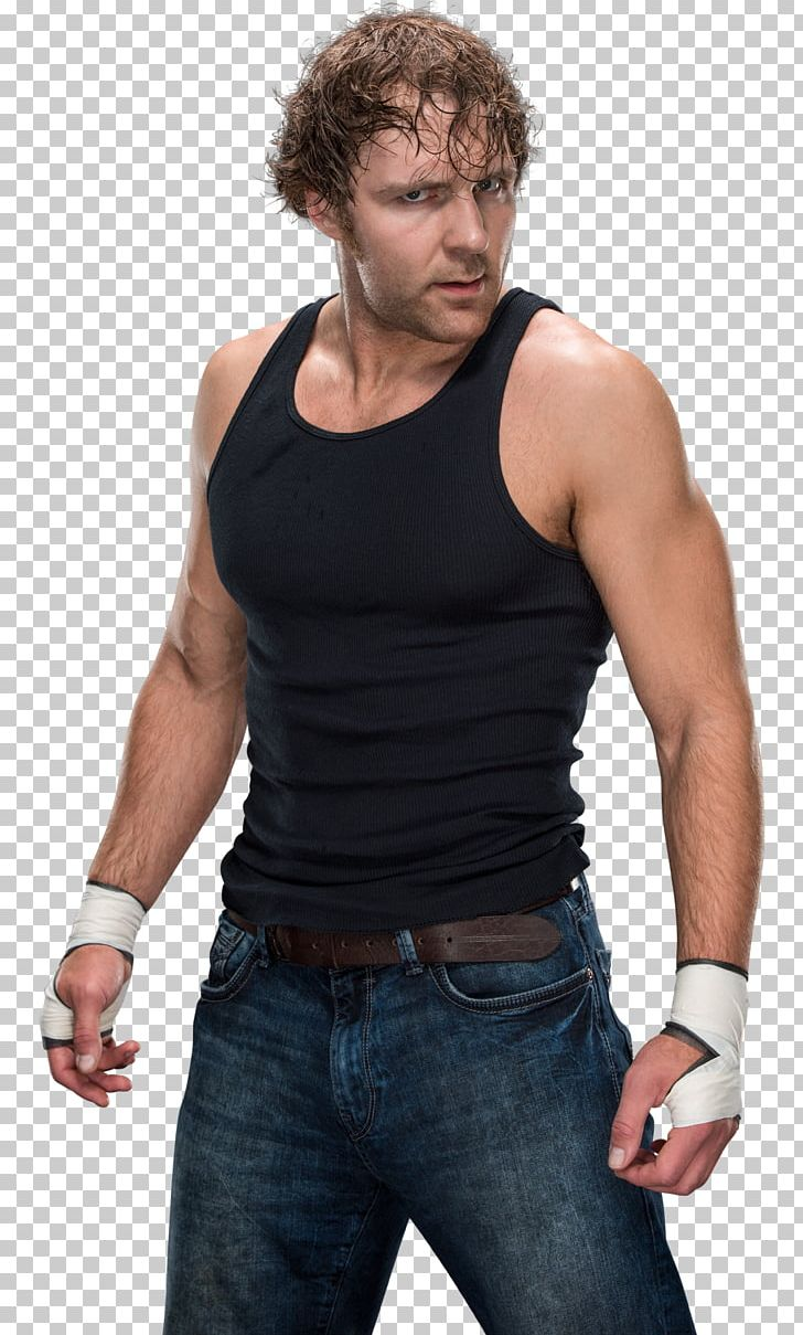 Dean Ambrose WWE Intercontinental Championship WWE Raw WWE.