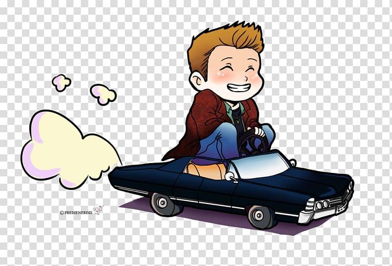 Dean Winchester Castiel Sam Winchester Crowley Chevrolet.