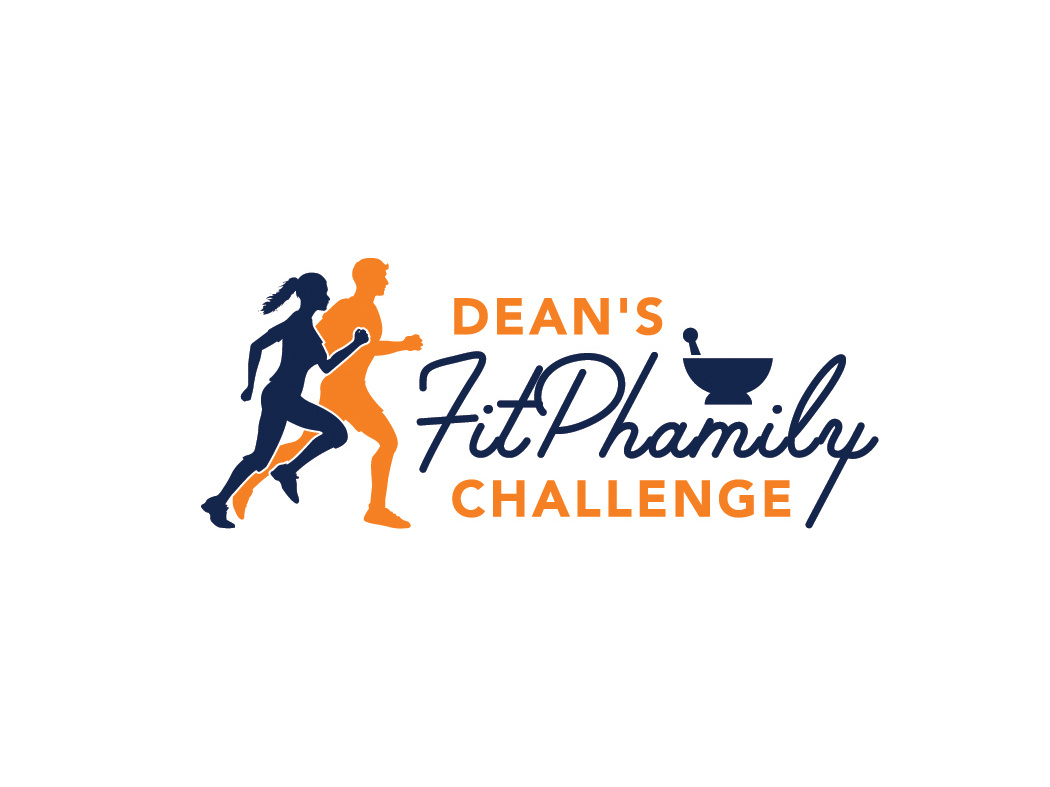 Dean\'s FitPhamily Challenge Logo by Jordan Clarke on Dribbble.