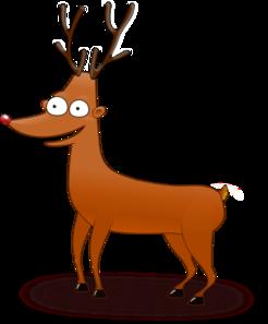 Cute Deer Clipart.