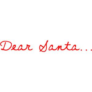 Free Dear Santa Cliparts, Download Free Clip Art, Free Clip.