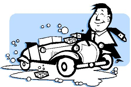 Car Wash Clip Art Images.