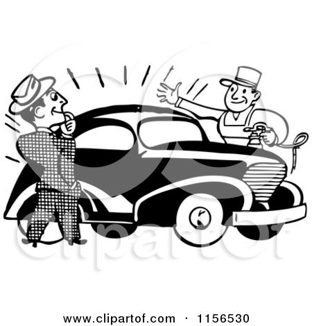 Car detail clip art.