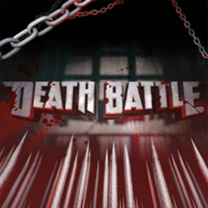 The Death Battle Logo.